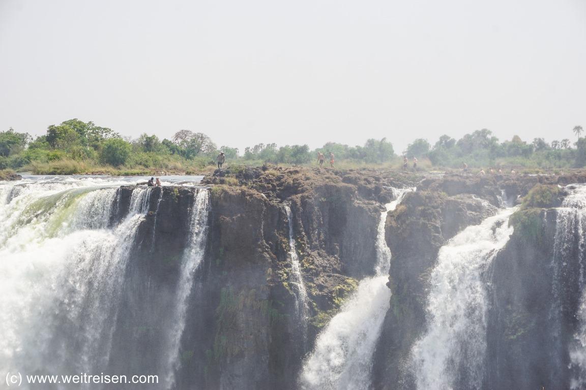 Victoria Falls, Devils Pool
