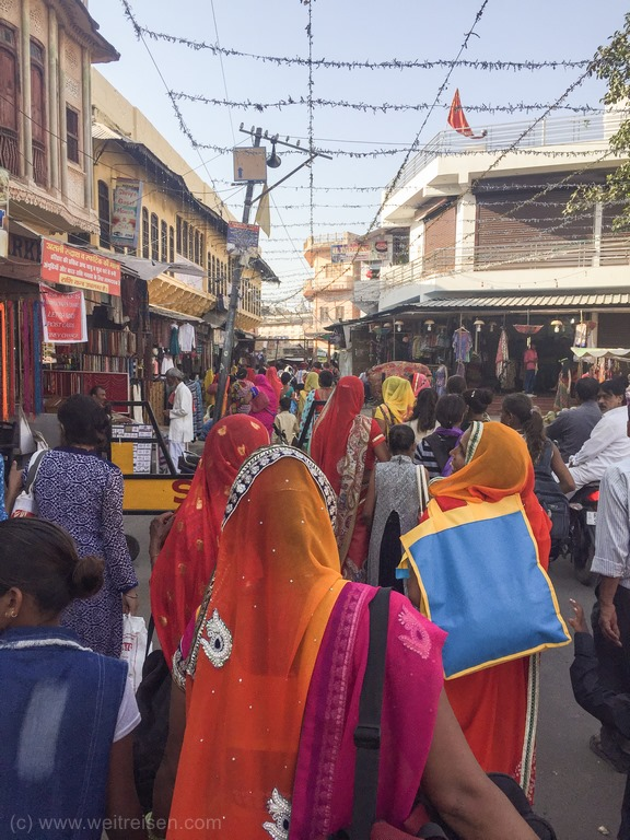 Pushkar Camel Fair, Kamelmarkt in Pushkar