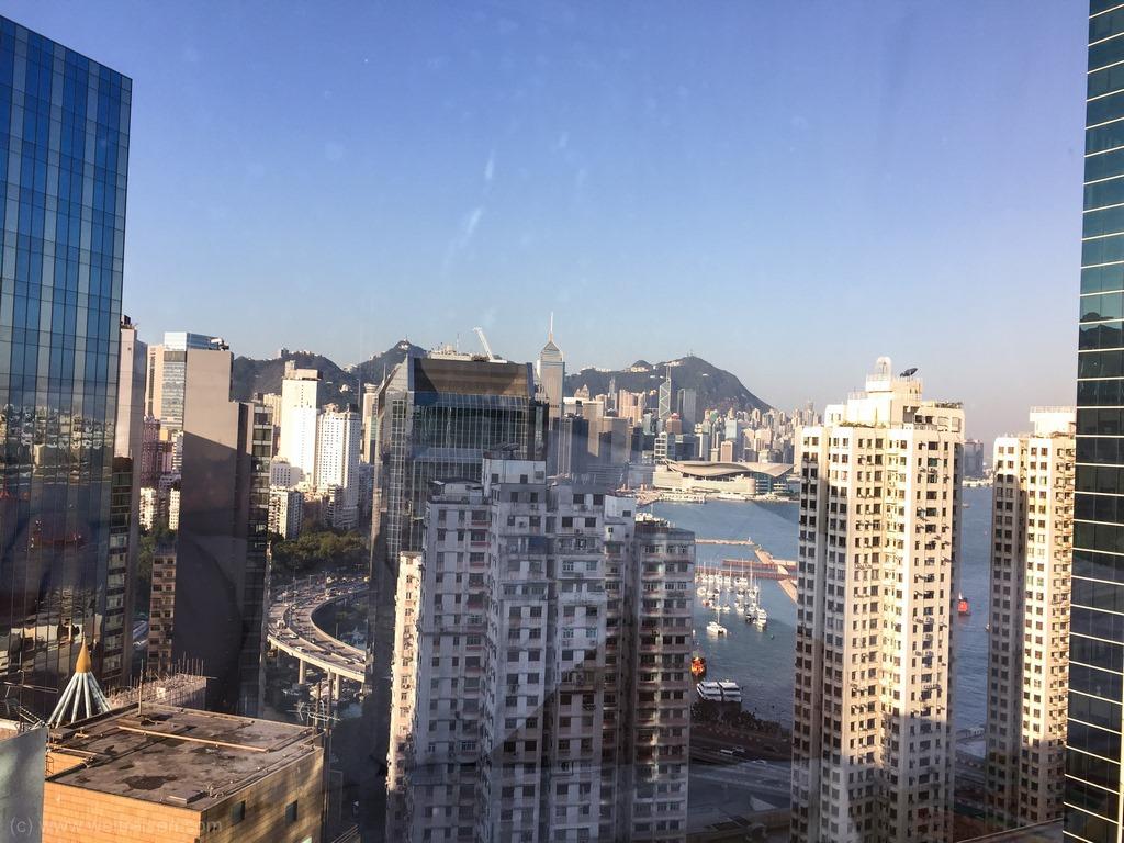 Hongkong, Unterkünfte