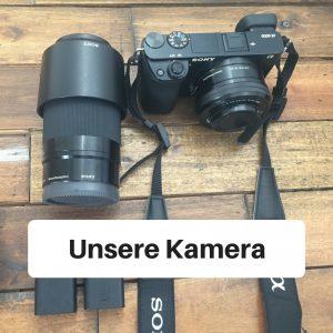 Weltreise Kamera