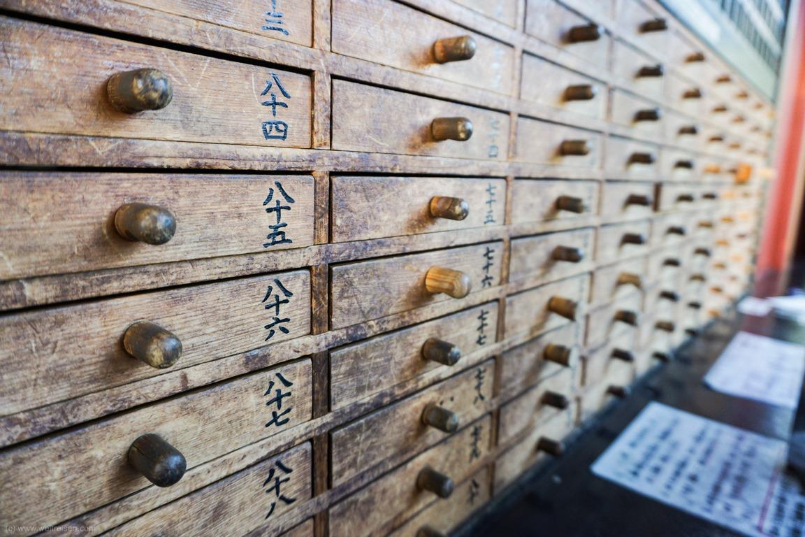 Tokio, Sensoji Tempel