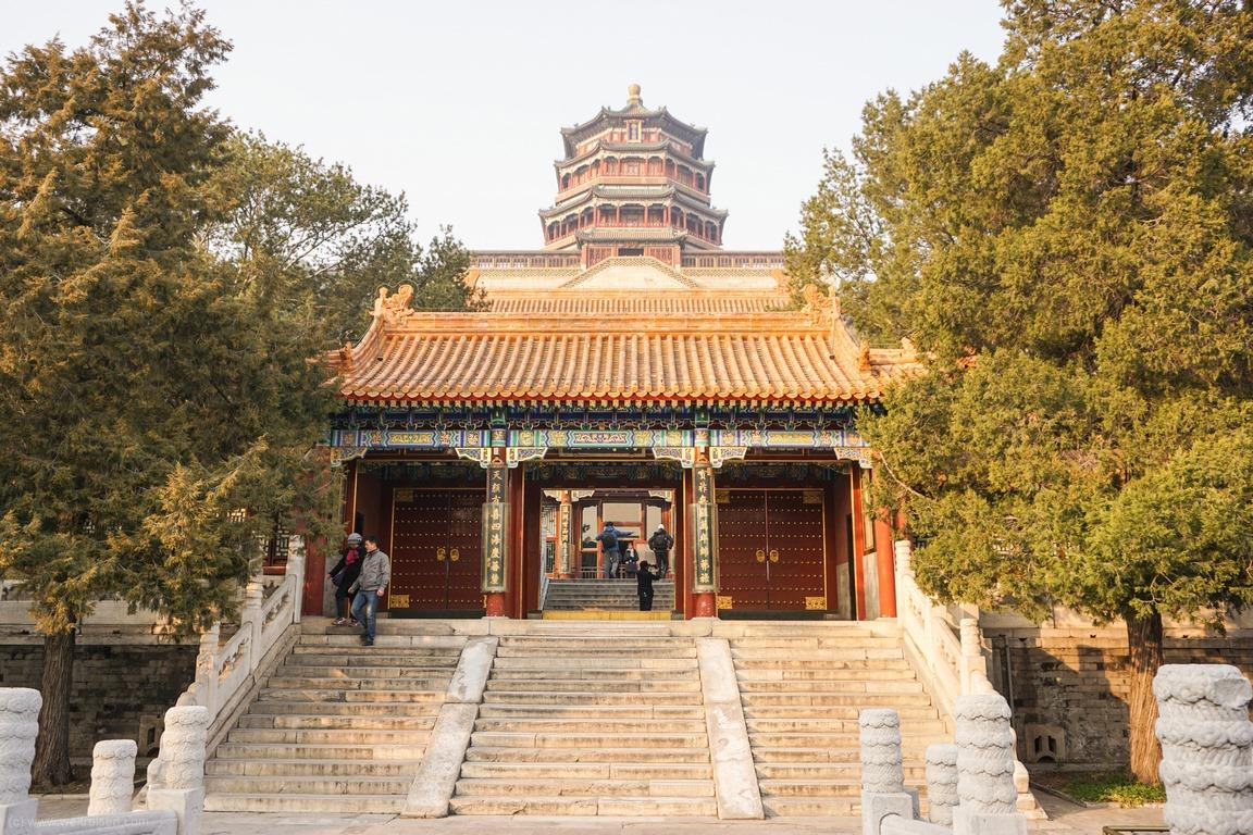Sommerpalast Beijing, Peking