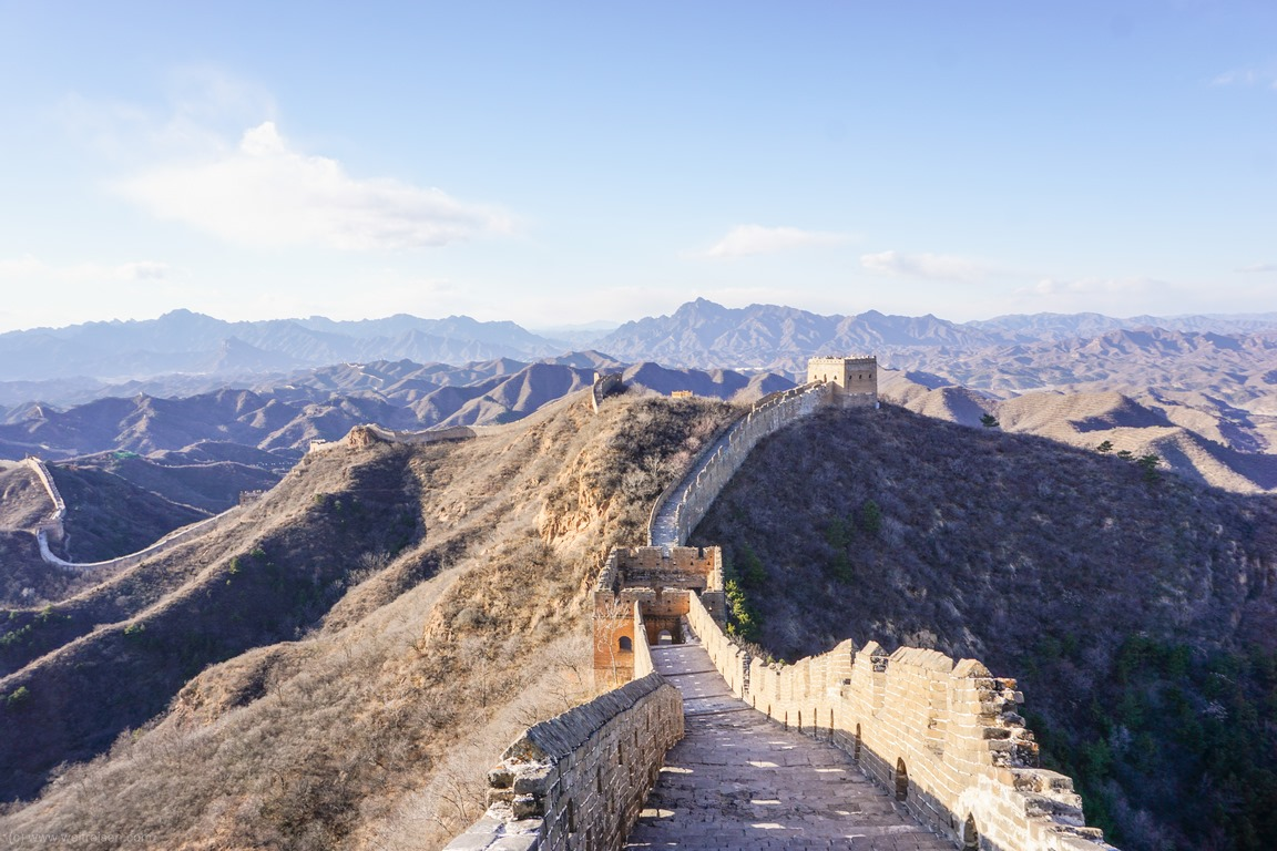 Chinesische Mauer, Jinshanling