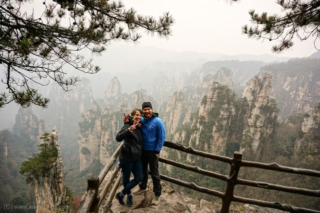 Zhangjiajie, Avatar Mountain