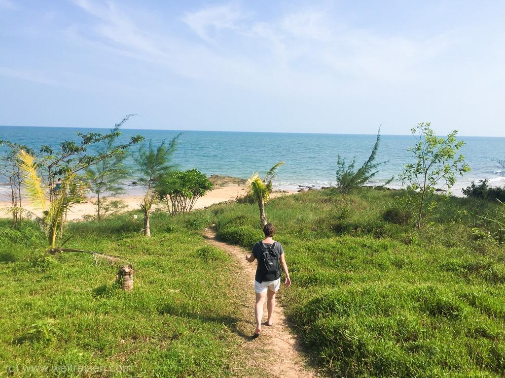 Phu Quoc, Vietnam, Urlaub vom Reisen