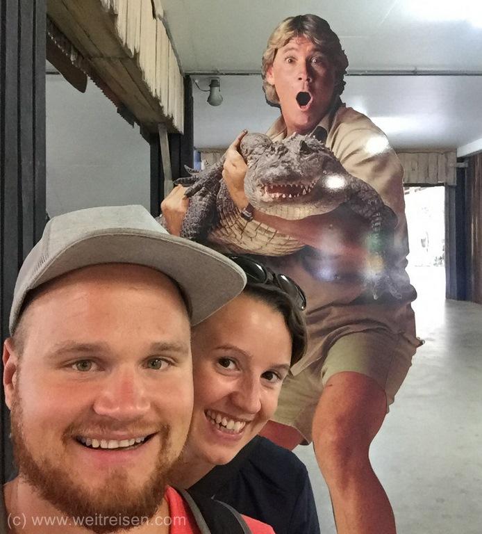 Australia Zoo, Home of the Crocodile Hunter, Steve Irwin