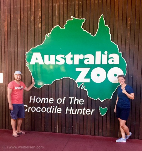 Australia Zoo, Home of the Crocodile Hunter, Steve Irwin