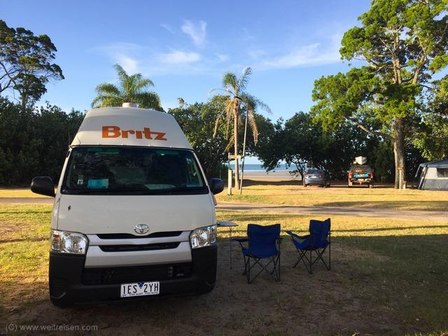 Australien, Campervan, Ostküste