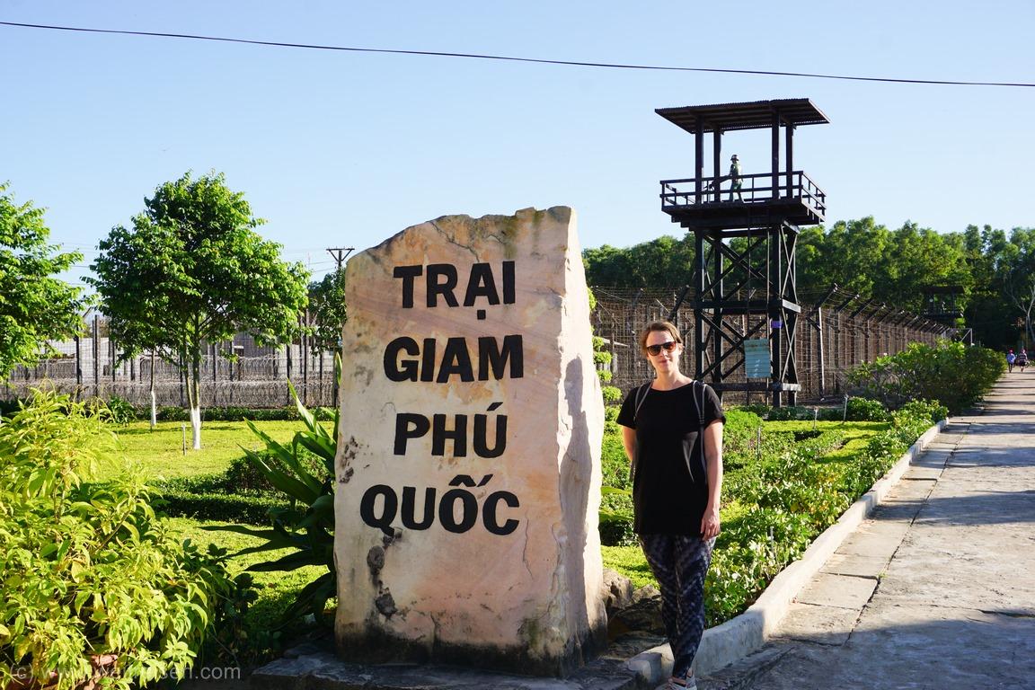 Urlaub vom Reise, Vietnam, Phu Quoc, Coconut Prison
